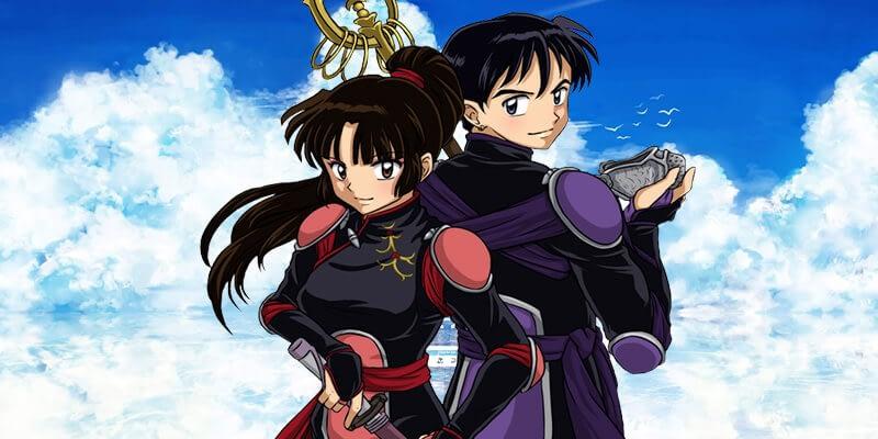 Miroku and Sango anime couples