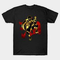Jiraiya Golden T-Shirt