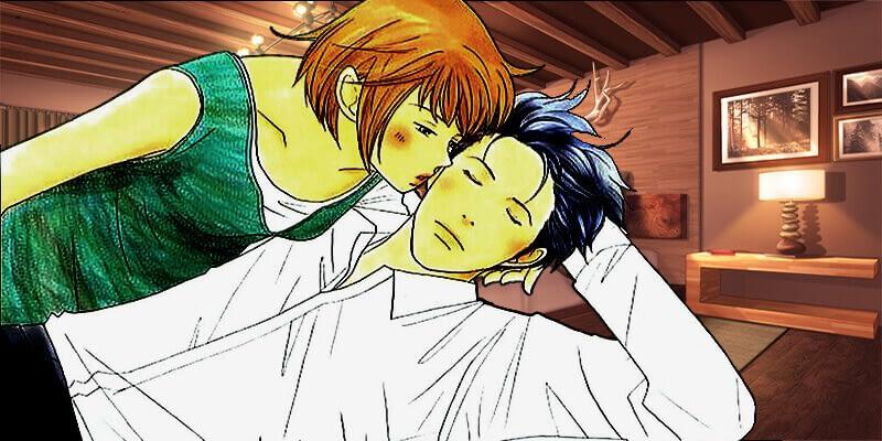 Shinichi and Megumi Noda underrated anime couples