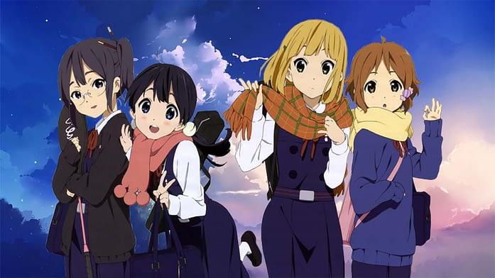 Tamako Love Story - Best HS anime movie