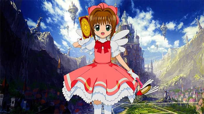 Cardcaptor Sakura - Pretty short haired Magician