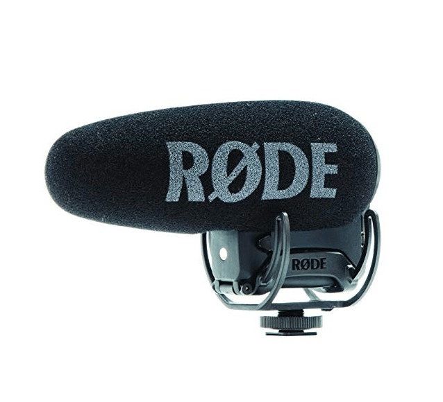 best shotgun microphones for youtube, rode videomic pro+