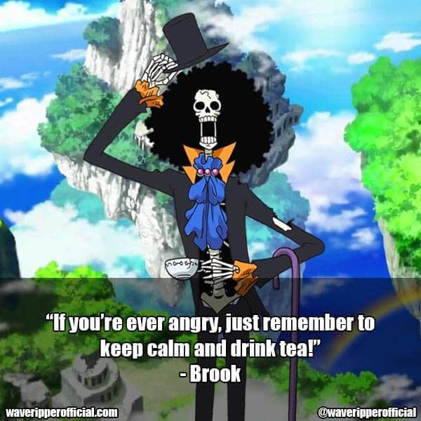 Brook quotes 1 one piece