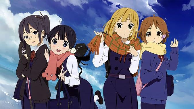 tamako market anime characters