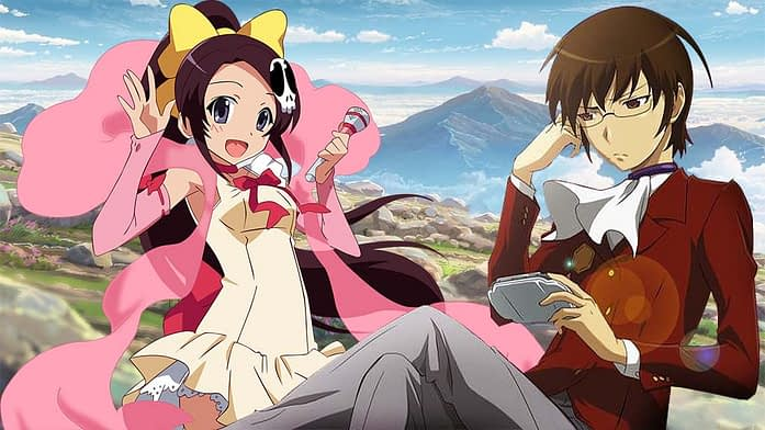 The World God Only Knows best harem anime