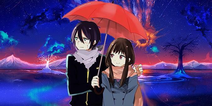 Hiyori and Yato couples