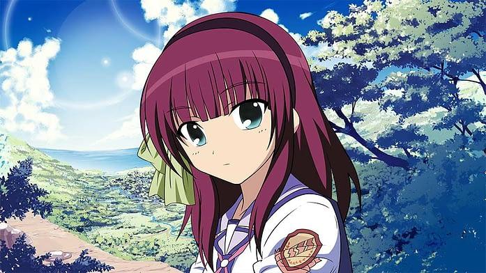 Popular anime Girls - Yuri of Angel Beats