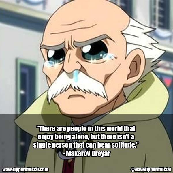 Makarov Dreyar Quotes 4