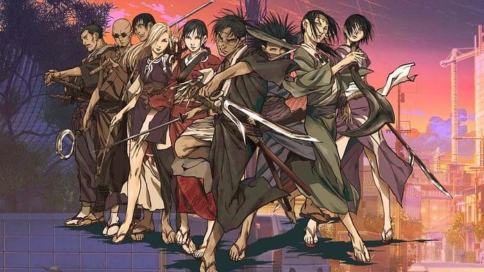 Blade of the Immortal anime series