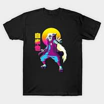 Jiraiya retro t-shirt