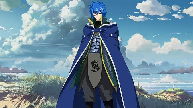 Jellal of Fairy Tail Universe