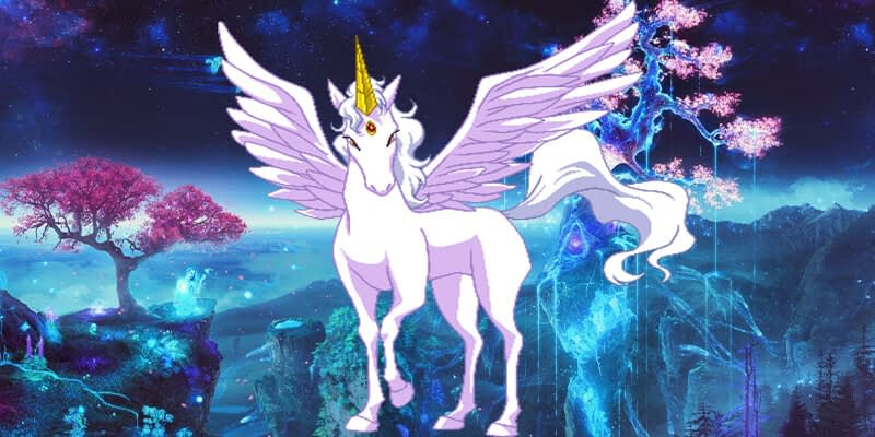 Helios from Sailor Moon anime unicorns