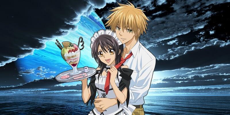 misaki and usui maid sama