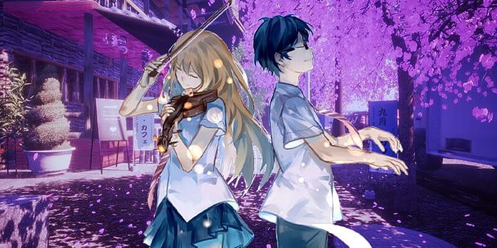 Arima Kousei and Kousei