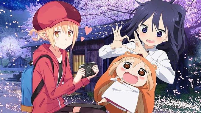 umaru chan anime characters