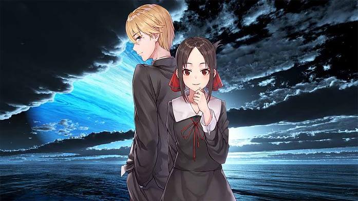 Kaguya-sama: Love is War romance anime