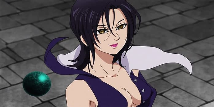 Merlin from nanatsu no taizai
