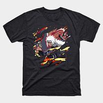 Jiraiya sanin t-shirt
