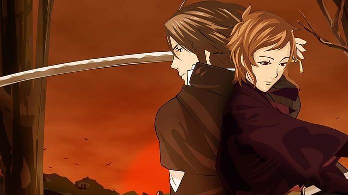 Yojiro, the Wandering Samurai: Intrigue in the Bakumatsu