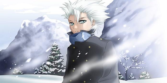 Toshiro Hitsugaya cute  - Bleach