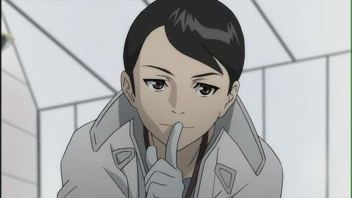 Ergo Proxy Supporting Actor - Daedalus