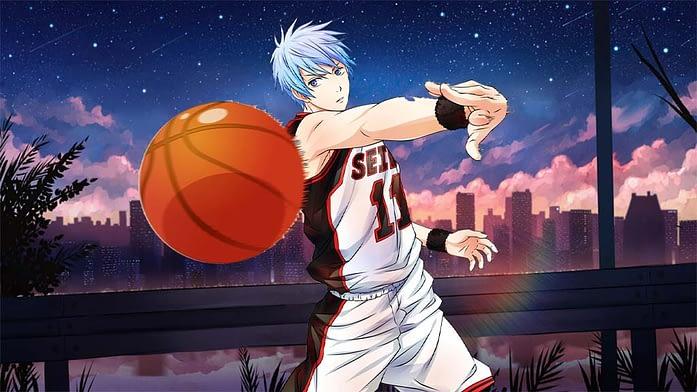 Kuroko's Basketball - Tetsuya