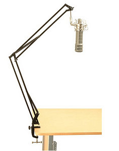 On-Stage MBS5500 Boom Arm Articulating Stand for Broadcast