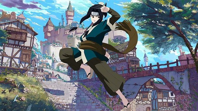 Haku in Naruto series