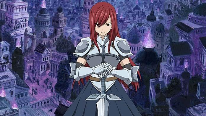 Fairy Tail - Erza Scarlet