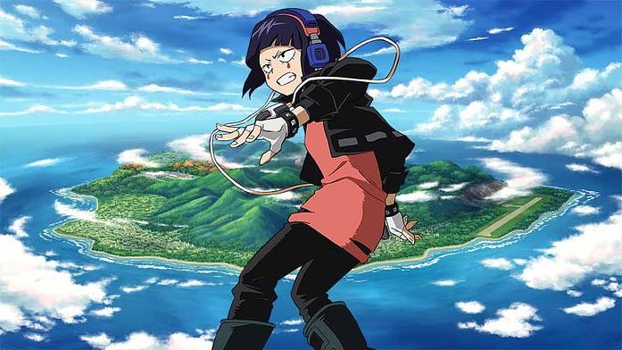 Kyoka Jiro - Short-haired girl with amazing hero skills