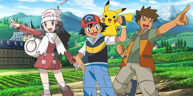 Pokemon characters
