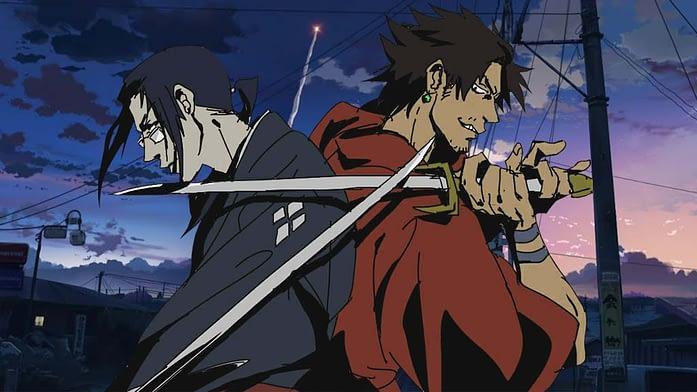 Samurai Champloo anime Series