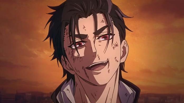 Boyish Smile of Guren Ichinose