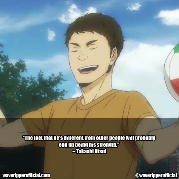 Takashi Utsui quotes