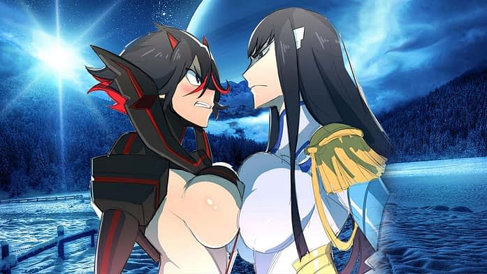 Highest Rated Anime of All Time - Kill la Kill