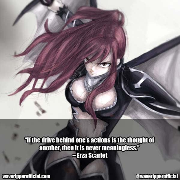 Fairy Tail Quotes