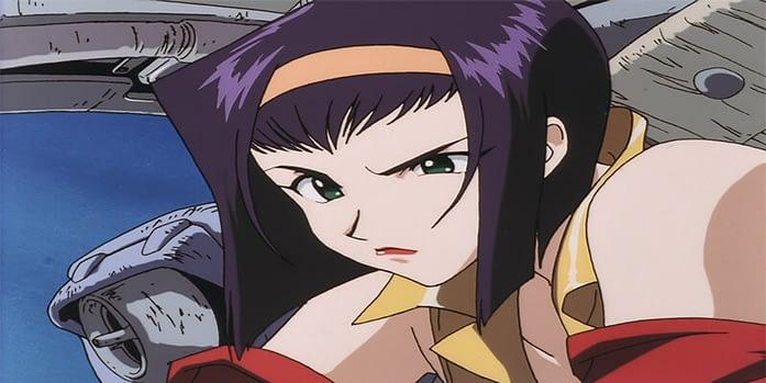 Faye valentine cute anime girls