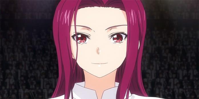 Sakaki ryoko female from shokugeki no soma
