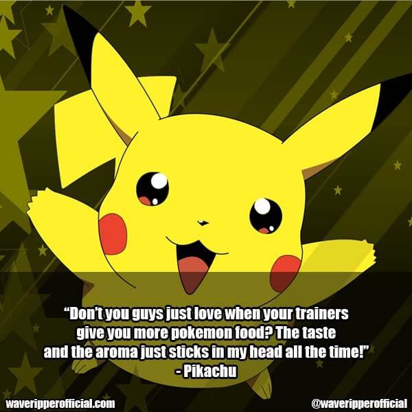 Pikachu quotes 3