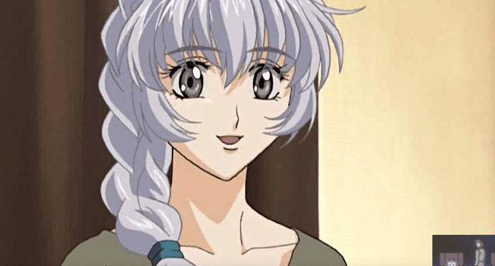 Teletha Testarossa sexiest anime characters
