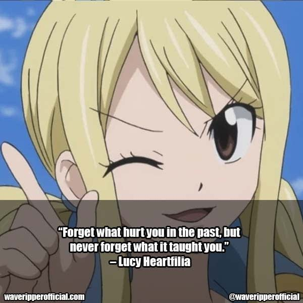 Best Fairy Tail Quotes