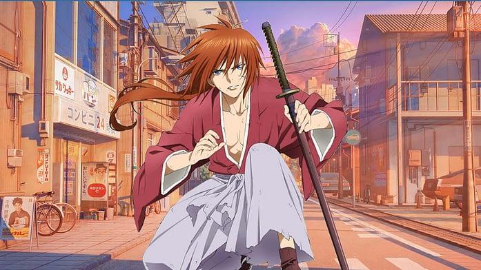 Best Samurai Anime Adaptation - Rurouni Kenshin