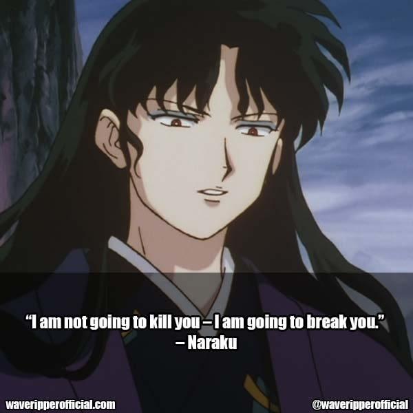 Naraku Quotes 1
