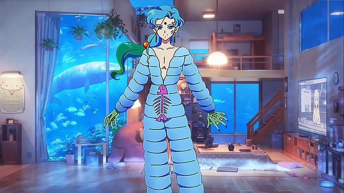 sailor moon anime series