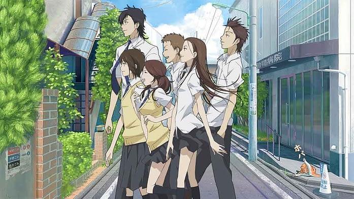 Sukitte Ii na yo romantic anime