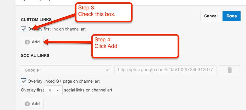 YouTube Channel Art Tips