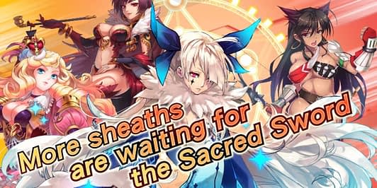 Sacred Sword Princess Game
