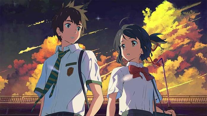 Kimi no Na Wa best romance anime films