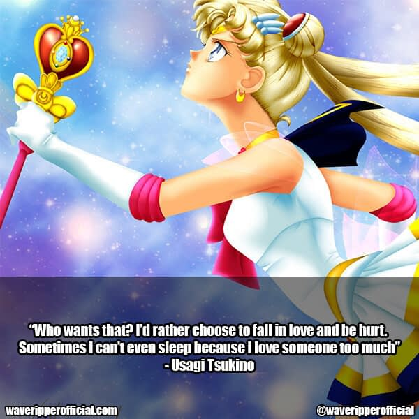 Usagi Tsukino quotes | 35+ Most Meaningful Sailor Moon Quotes That Are Absolute Must Read