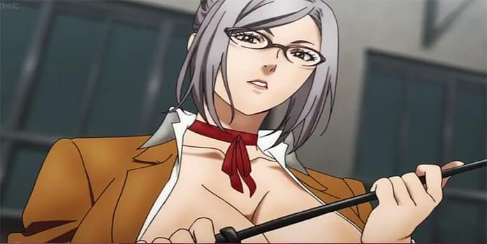Shiraki meiko cute anime girl